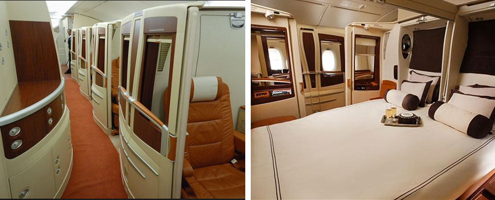 a380 suite - Singapore Airlines Have Released Their A380 Suite Fares