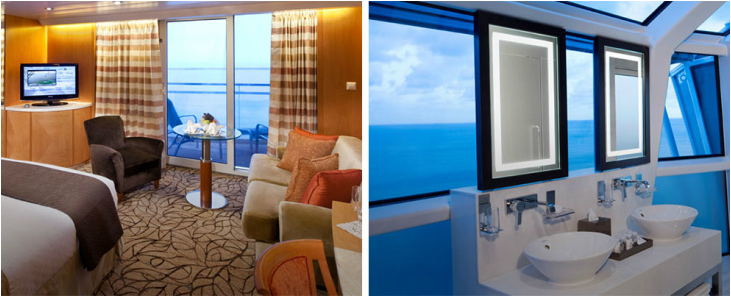 celebrity cruise - New Suite Class Experience From Celebrity Cruises